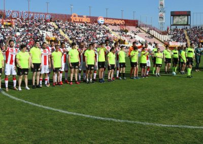 Discesa in campo